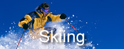 skiing - places to go in Norfolk