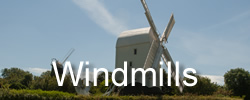 windmill - places to go in Norfolk