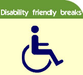 Disability friendly holiday cottages