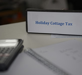 Tax for holiday lets
